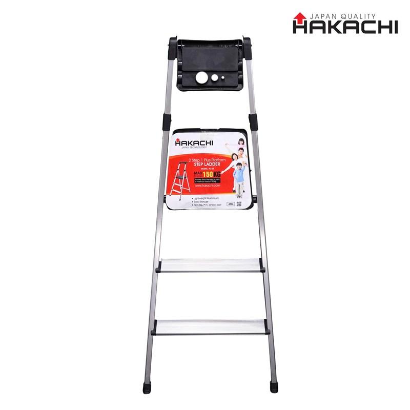 Thang nhôm ghế Hakachi HL-03, thang ghế thắp hương, nhật bản giá rẻ