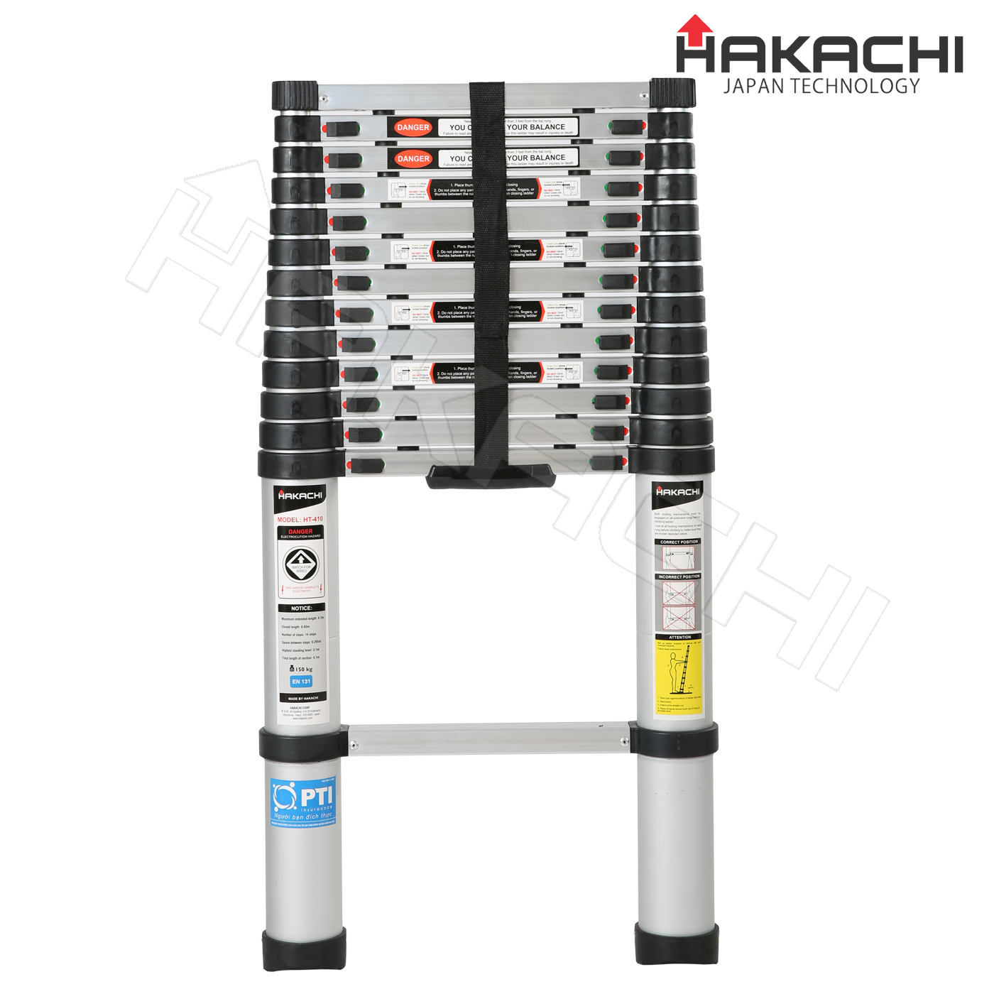 Hakachi HT- 410